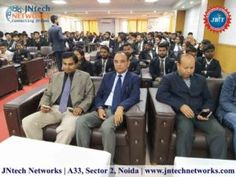 "JNtech Networks team has conducted a One-day Seminar on the topic of ""Machine Learning and Data Science using Python"" at the MIT Bulandshahr. This Seminar was an interactive session of Machine Learning and Data Science Using Python, and the seminar was taken by Mr. Azmat Siddiqui (C, Core Python, Advanced Python, Machine Learning, Deep Learning, Artificial Intelligence trainer at JNtech Networks)."