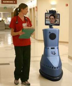 MTB Europe - Roaming robots give doctors remote access to hospital ...
