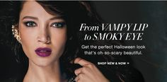 Be a Sexy Vampire for #halloween with #Avonmakeup get the look at www.youravon.com/tseagraves #cosmetics
