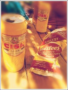 Cisk and twistees :-) #malta
