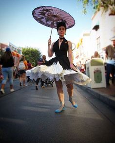 We are straight-up mesmerized by this shot from the lovely @misslarkbahar -- twirl action in her Malco Cosette petticoat as the ostrich from Fantasia! 🙌 This deserves a true slow clap. ❤️ ... ... #malcomodes #mymalcomodes #malcomodespetticoat #pinupmodel #pinupstyle #pinupfashion #vintagestyle #retro #fashion #outfit #lace #petticoat #disney #twirl #twirling #fantasia #costume #costumeidea #halloweencostume #malcohalloween