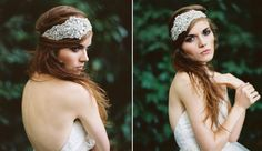 Wedding hair accessories - Emily Riggs Bridal