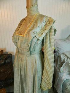Edwardian Day Dress Jumper