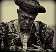 Toreador, photography by Jaume Ventura