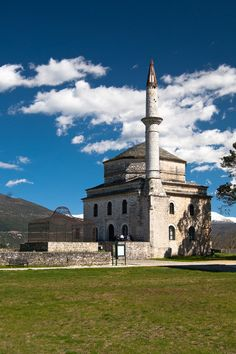 TRAVEL'IN GREECE I A piece of history in the old castle of #Ioannina, #Epirus, #Greece
