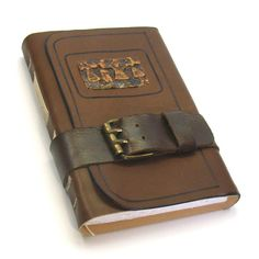 Leatherbound Journal