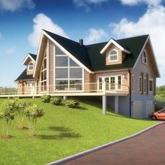 1000 images about self build house must haves on for Kit homes alaska