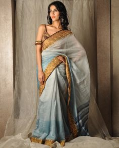 Traditional Sarees – Page 7 Pakistani Outfits, Indian Outfits, Indian Clothes, India Fashion, Asian Fashion, Indian Sarees, Silk Sarees, Indian Attire, Indian Wear