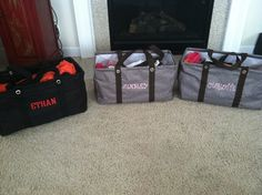 A great way to organize your laundry with 31 Large Utility Totes!!