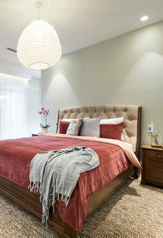 Andy and Deb have transformed House 3 on The Block 2019 into a contemporary coastal chic abode. Take the grand tour. Home Bedroom, Master Bedroom, Bedrooms, Timber Vanity, Timber Battens, Floor Patterns, Formal Living Rooms, Open Plan Living, White Walls