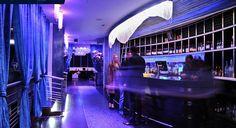 La iluminación de los LOUNGE bar
