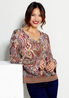 d572ed502938e Serena Bell Sleeve Blouse - $14.99 and under - Outlet - Alloy Apparel Bell  Sleeve Blouse