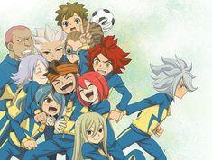 32 ابطال الكرة الفرسان Ideas Eleventh Anime Anime Images