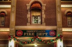 Christmas at Walt's Apartment  One of my favorite places is standing beneath Walt's apartment in front of the Disneyland Firehouse. At Christmas time, they supplant the ever-glowing lamp with a small Christmas tree and despite its small stature, it sits proudly in the window overlooking Main Street. On the eve of Thanksgiving, I find myself with much to...    Read more here at Tours Departing Daily