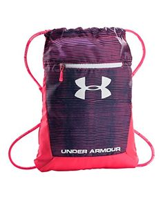9f6481de01be Under Armour UA Hustle Sackpack One Size Fits All RUSSIAN NIGHTS Under  Armour http