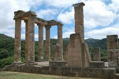 Tempio di Antas -Fluminimaggiore -Sardinia/Cerdeña