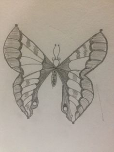 Butterfly Painting pencil painting ,girl painting ,drawing,art
