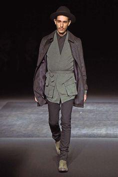 Tokyo Fashion Week: Iiser Loen Men's RTW Fall 2015