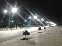 National road in Ouled Djellal Photo by Mourad Harkat -- National Geographic Your Shot