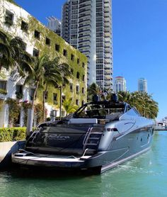 """Luxury Yatchs Mega Interior Lifestyle Design Most Expensive Boat 👉 Get Your FREE Guide """"The Best Ways To Make Money Online"""" Yacht Design, Boat Design, Speed Boats, Power Boats, Yachting Club, Bateau Yacht, Luxury Yacht Interior, Big Yachts, Cool Boats"""