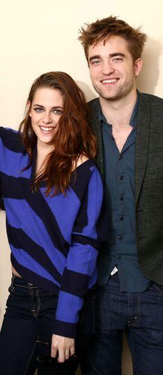 Rob & Kristen at the LA Press Junket photoshoot for Breaking Dawn 2 - November 2012