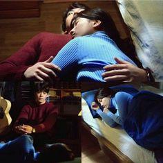 Shin joon young and no eul ❤ ❤ Drama Korea, Korean Drama, Uncontrollably Fond, Lee Hyun Woo, Park Bo Gum, Drama Fever, Yoo Ah In, Kim Woo Bin, Endless Love