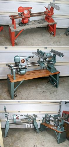 Shopsmith 10ER Restoration