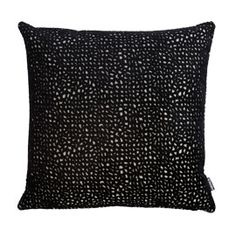 Heal's Alpi Liquorice Cushion