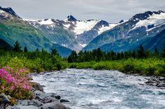 Byron glacier trail   Anchorage   Tripomizer Trip Planner