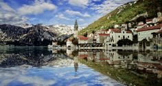 european cities to visit | The Beautiful Coast of Montenegro | Places to See In Your Lifetime