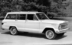 1966 Jeep Wagoneer...my fav car!!
