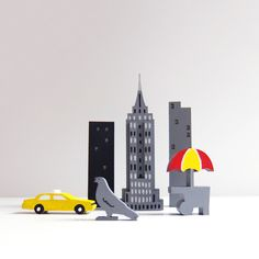 The Mini City by McKean Studio