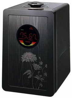 #nawilżacz powietrza ultradźwiękowy - bardzo #stylowy http://www.rtvagd.net/nawilzacz-powietrza/