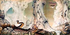 Roger Dean - Yes - Relayer