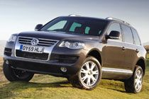 Volkswagen Touareg Car Overview -  The Volkswagen Touareg is a mid-size crossover SUV produced by German automaker Volkswagen since 2002. The vehicle was named after the Tuareg people, a Berber-speaking group in North Africa.The Touareg was a joint venture project developed by Volkswagen. #Volkswagen #Touareg #Cars #India
