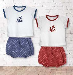 17239b8c3 Conjunto dos piezas para bebé de Rapife, 100% hecho en España. Pantalones De