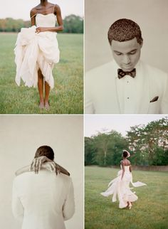 Oh my. This is beautiful - such a lovely couple and talented photographer!! #Bride and #Groom #wedding