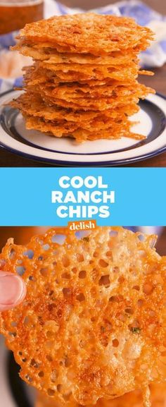 Cool Ranch Crisps