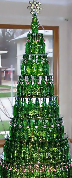Christmas Tree ● Bottles