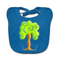 Babero Raíces - Root baby bib  #Shop #Gift #Tienda #Regalos #Diseño #Design #LaMagiaDeUnSentimiento #MaderaYManchas #Nature #Tree #Forest #baby #bib Creación inspirada en los aprendizajes con nuestros amigos, compañeros y guías: los árboles.Recogen la Luz, proporcionan oxígeno y, con sus raíces, la anclan en la Tierra. Lunch Box, Gifts, Earth, Learning, The Creation, Friends, Presents, Bebe, Bento Box
