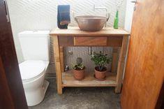 Suculentas no banheiro para decorar – A minha experiência