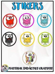 Behaviour Management, Cute Pictures, Stickers, Ideas, Alphabet, Log Projects, Colors, Home, Emotions Activities