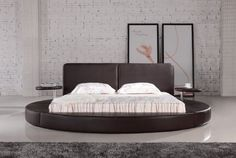 Oslo Round Bed Queen