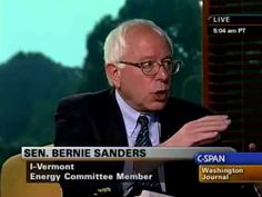 Pls RP: #IndictHillary New Direction in Energy: An Interview with Bernie Sanders (6/10/2008)