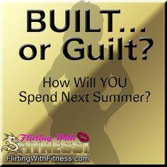 New blog post & podcast: Summer Fitness - Built or Guilt?