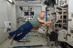ISS - Columbus - Starboard