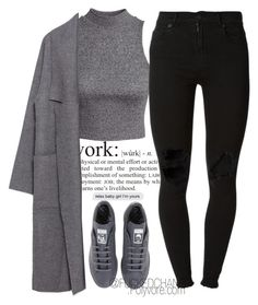 """""""..."""" by fuckedchanel ❤ liked on Polyvore featuring H&M, adidas, Zara, (+) PEOPLE, women's clothing, women, female, woman, misses and juniors"""