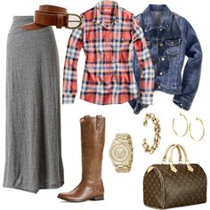 A fashion look from August 2011 featuring J.Crew tops, Gap jackets and Frye boots. Browse and shop related looks.