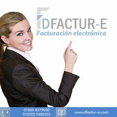 Emite facturas desde cualquier dispositivo móvil. Dfactur-e Facturación electrónica
