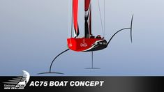 The ground-breaking new class race boat concept. The is the bold new high performance fully foiling monohull. West Coast Australia, Hull Boat, Yacht Design, America's Cup, Catamaran, Image Search, Concept, Sail Boats, Quelque Chose